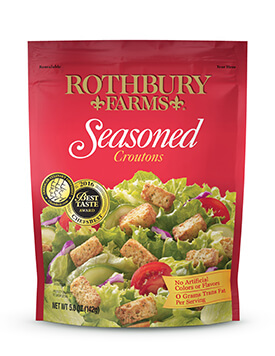 RF 5oz Seasoned Croutons Pouch